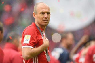 Coach Bayern: 'Arjen kan vanaf begin spelen'