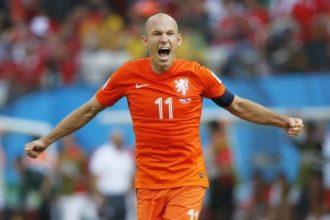 Robben keert na jaar afwezigheid terug in Oranje