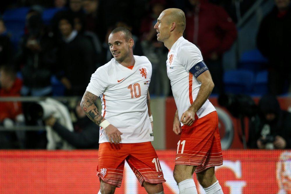 """Robben: """"We moeten ons schamen"""""""