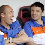 Arjen Robben in betere tijden