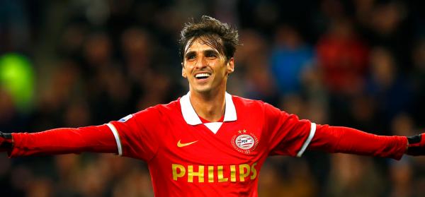 Bryan Ruiz bij PSV © Pro Shots