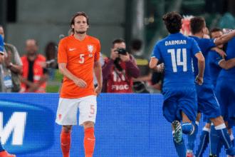 Samenvatting Italië – Nederland (2-0)