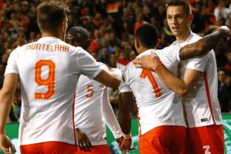 Samenvatting Nederland – Spanje (2-0)