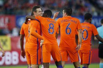 Samenvatting: Oostenrijk – Nederland (0-2)