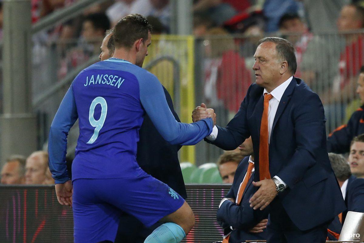 Samenvatting: Polen - Nederland (1-2)
