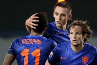 Samenvatting Tsjechië – Nederland (2-1)