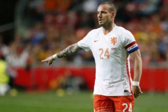 Sneijder: 'Een goede wake-up call'