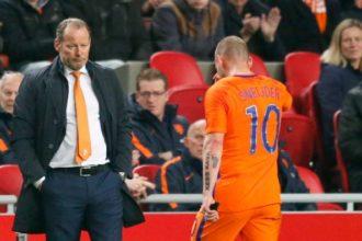 Sneijder haakt definitief af, geen vervanger
