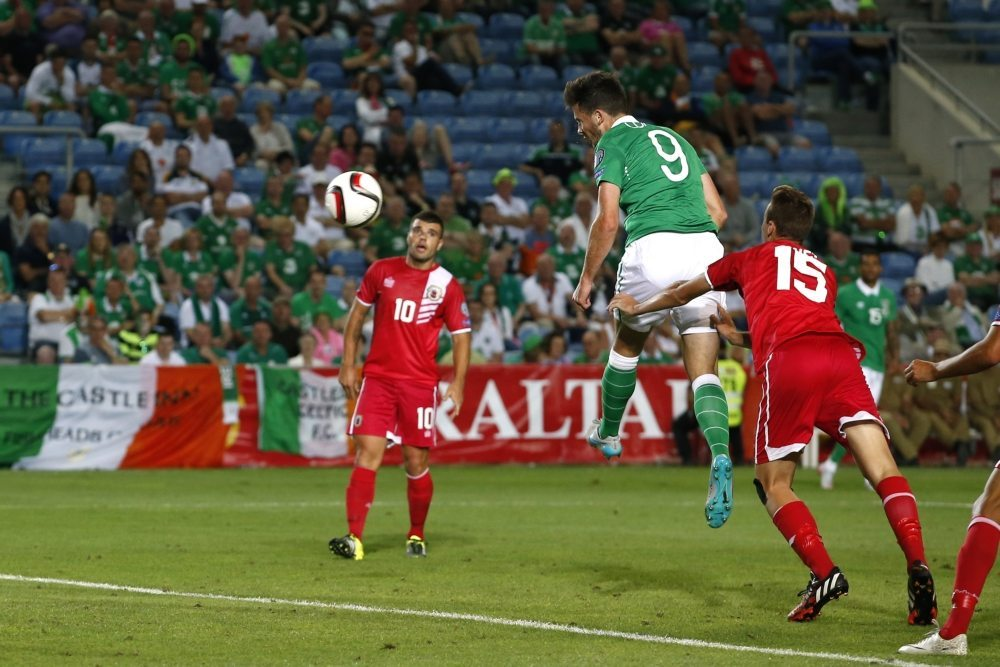 Spits Ierland scoort meer dan basis Oranje