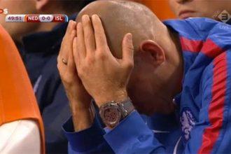 Stand in de poule van Oranje voor EK 2016