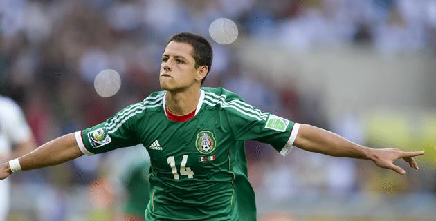 Nederland speelt tegen Mexico