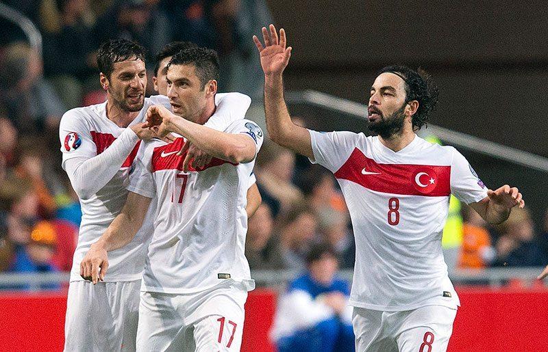 Turkije ruikt bloed tegen Oranje