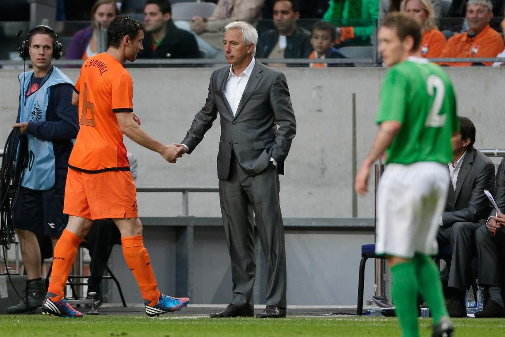 Van Bommel en Van Marwijk