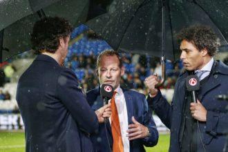 Pierre van Hooijdonk vaakst gewisseld in het Nederlands elftal