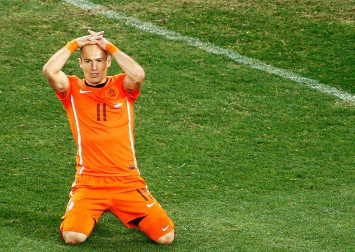 Van Marwijk heeft WK-finale nog niet verwerkt.