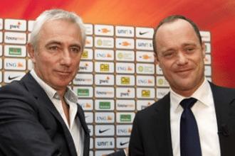 Van Marwijk: 'Het zat niet slecht'