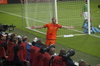 Van Gaal: 'Zal Martins Indi niet missen tegen Andorra'