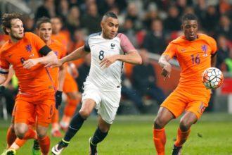 Vermoedelijke opstelling voor Engeland – Nederland