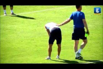 VIDEO: Ruziënde Martins Indi en Robben