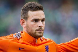 Vincent Janssen kopt Oranje op voorsprong