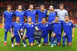 Kazachstan selectie