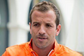 Rafael van der Vaart moest vandaag de training van Oranje missen. ©Pro Shots