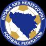 Logo Voetbalbond Bosnië en Herzegovina