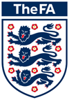 Logo Voetbalbond Engeland
