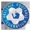 Logo Voetbalbond Griekenland