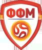 Logo Voetbalbond Noord-Macedonië