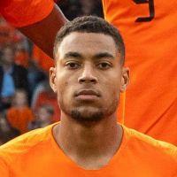 Portretfoto Arnaut Danjuma Groeneveld Nederlands elftal