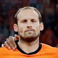 Portretfoto Daley Blind Nederlands elftal