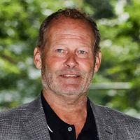 Portretfoto Danny Blind Nederlands elftal
