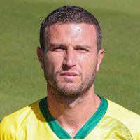 Portretfoto Daryl Janmaat Nederlands elftal