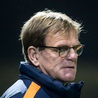 Portretfoto Dwight Lodeweges Nederlands elftal