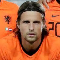 Portretfoto Hans Hateboer Nederlands elftal