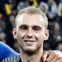 Portretfoto Jasper Cillessen Nederlands elftal