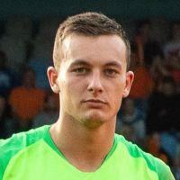 Portretfoto Justin Bijlow Nederlands elftal