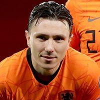 Portretfoto Steven Berghuis Nederlands elftal