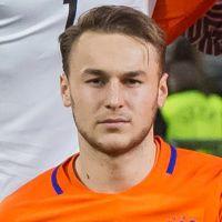 Portretfoto Teun  Koopmeiners Nederlands elftal