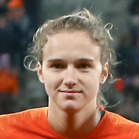 Portretfoto Vivianne Miedema Oranjeleeuwinnen